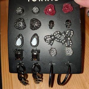 Torrid earrings